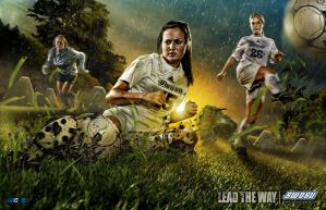 Lead The Way: SWOSU Soccer by kylewright