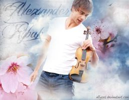 Alexander Rybak by allyces