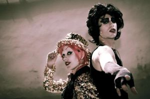 the rocky horror picture show by FraSoldiers