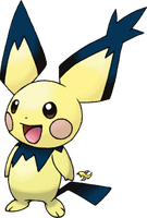 Notched-Ear Pichu by Xous54