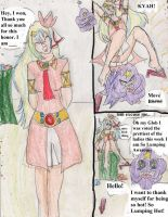 Pollpic 38 Nia Tepplin and Lumpy Space princess 1 by kingofthedededes73