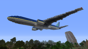 777 fly-by by audoman2607