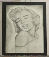 Marilyn Monroe by YaGurlDev