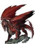 Young Red Dragon by BenWootten
