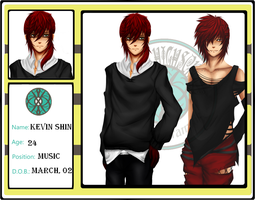 heiten-highschool: Kevin by kuroneko-shi