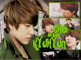 PERFECT KYUHYUN BY ALE,M by DDLoveEditions