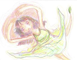 originalart_dancingtotheside by tragiang