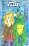 TMNT: what just happened by Engelmoon