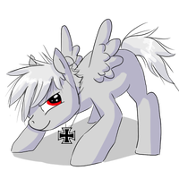 Little Gilbert / Prussia colt by Ask-Pony-GerIta