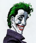 Why so serious ? by meralc
