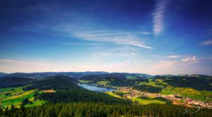 Titisee by Linkineos