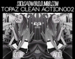 Topaz Clean action 002 by JanieEsposaDeBieber