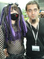 Cybergoth by filipberak