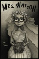 Mary by bubug