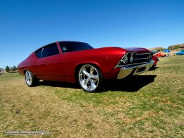 One Smooth Chevelle by Swanee3
