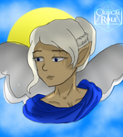 Critical Role: Cleric of Sarenrae by Nightshade678