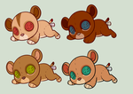 Lion plush Adopts 2 by adoptables-breedable