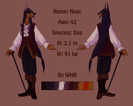 Naac ref by KateWHB