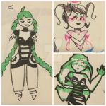 Sketchpad collection - 01 by Caomha