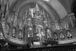 Notre-Dame, Montreal by something-naughty