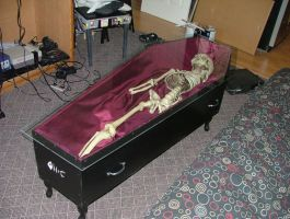 My coffin table by steven0560