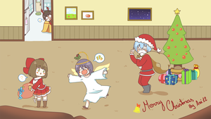 Merry Christmas~ 2013 by ani12