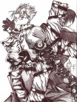 Trigun by S2CHIS2
