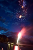 Vallecito Fireworks 2 by Magical-Me
