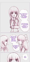 Chie meeting her Alices Part 2 by vicfania8855