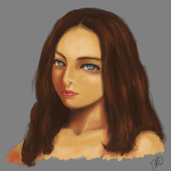 Style Test Sketch by Dre788