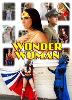 Wonder Woman Photonovel Cover by GustavoChoves