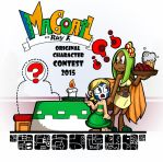 ORIGINAL CHARACTER CONTEST 2015 by FlintofMother3