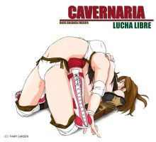 Cavenaria Backbreaker by MysticDragon07