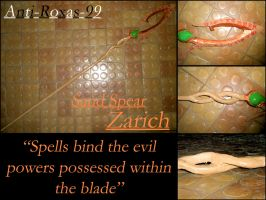 Sand Spear Zarich - ToV by Anti-Roxas-99