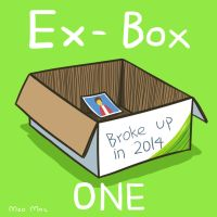 XBOX one by MeoMoc