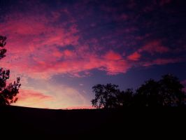Cotton Candy Skies by chronicbetchface