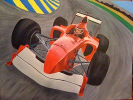 Formula One by DaniPowell86