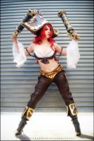 MISS FORTUNE COSPLAY! by neliiell