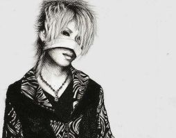 Reita GazettE by Calmality