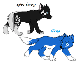 Gregozxm And Sprabary :Request 1: by gregozxm