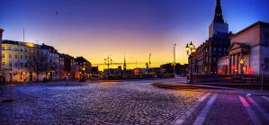 Copenhagen HDR by Pharaun333