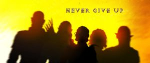 Never give up by Epantiras