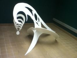 Deprive: 3-D installation by wr4ith0