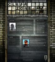 Clear Zone Web Layout by Makaveli-sk
