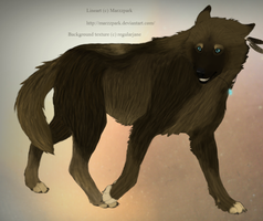 CLOSED ~ Brown Wolf Adoptable by Animal-Canine-Adopts