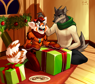 Christmas2016 by chirenbo