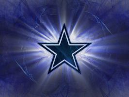 Cowboys star by Madhatterl7