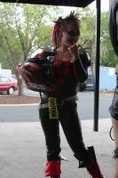 Motorcycle Racing Harley Quinn by pixieloveify
