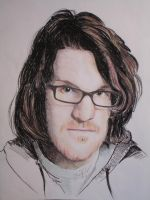 Andy Hurley by tomboyinside