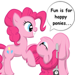 Obligatory Pinkies by Here-for-the-ponies